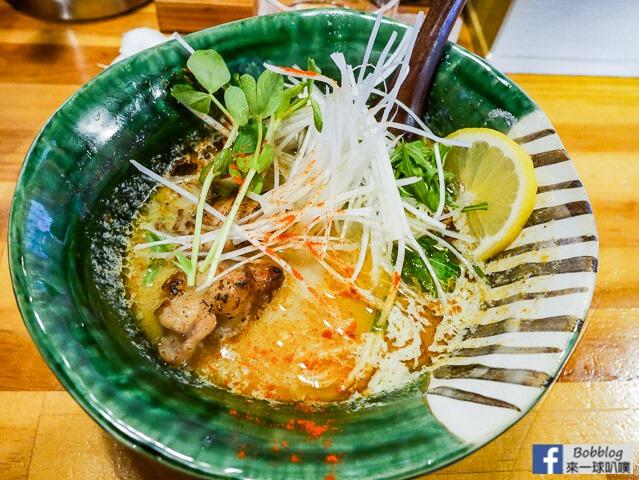 佐世保美食-拉麵砦本店(らーめん砦)好吃貝類海鮮湯頭拉麵