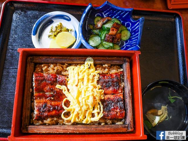 延伸閱讀:福岡柳川鰻魚飯-若松屋(百年好吃鰻魚飯,柳川特別套餐車票)
