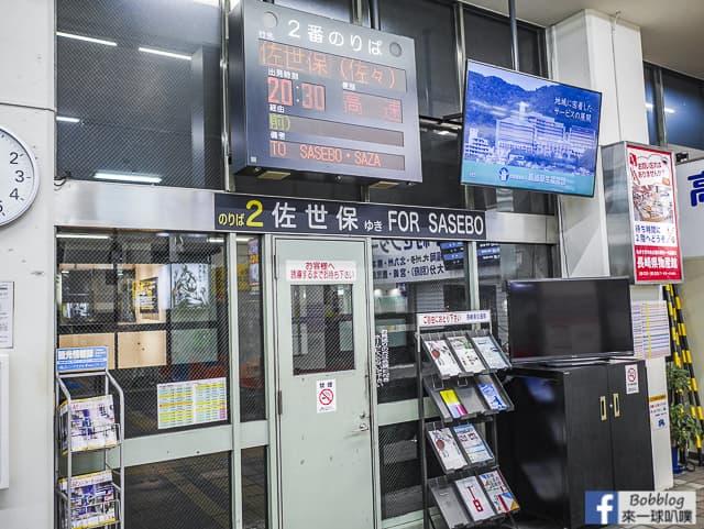 2019福岡,熊本,長崎,佐賀到佐世保交通整理(JR九州鐵路,巴士) @來一球叭噗日本自助攻略