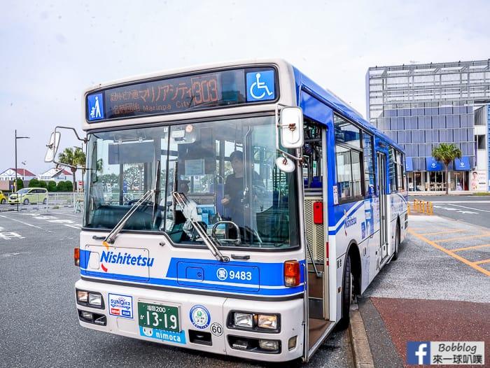 延伸閱讀:博多、天神、福岡機場到福岡海購城瑪麗諾亞OUTLET交通方式