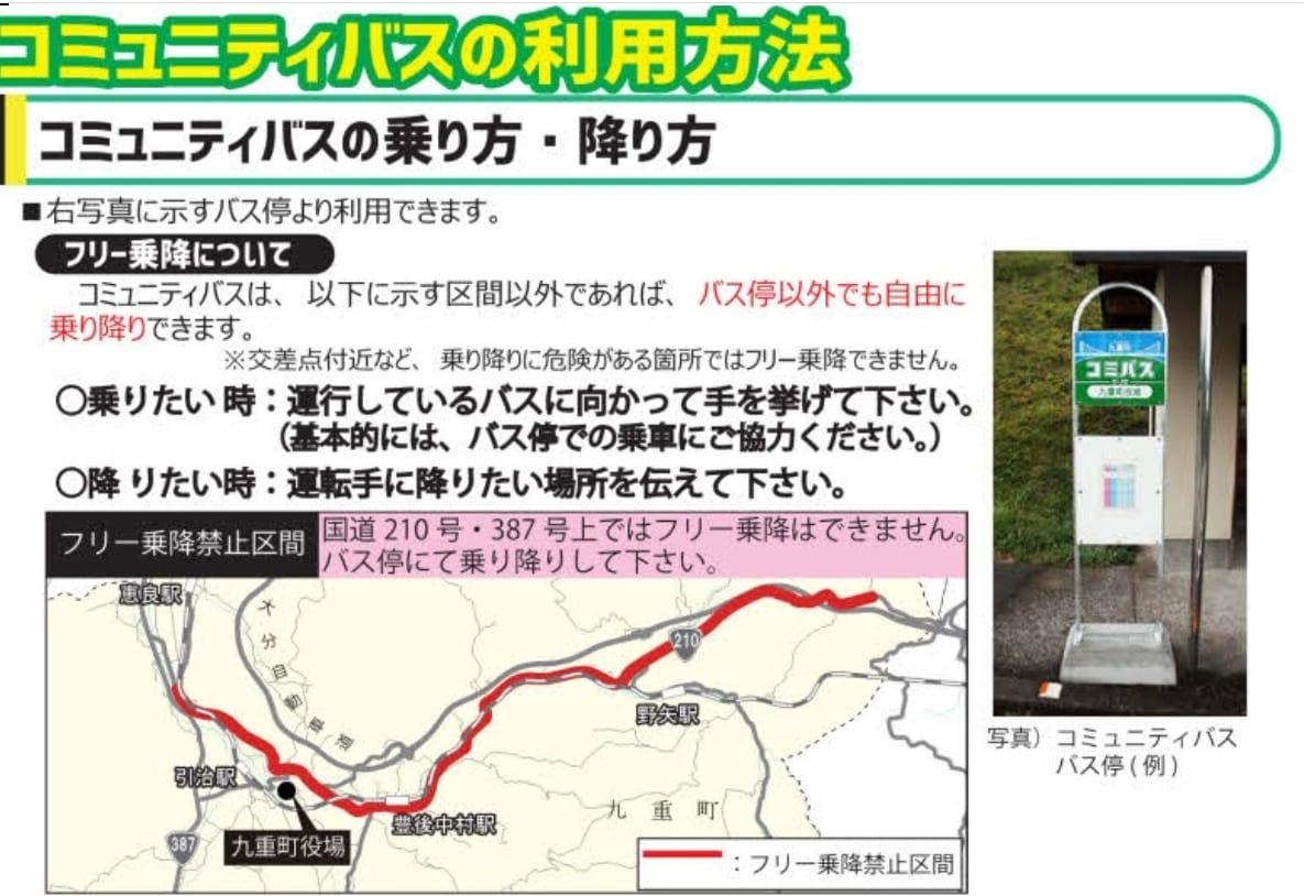 九州大分九重夢大吊橋交通方式整理(巴士、JR鐵路轉巴士)
