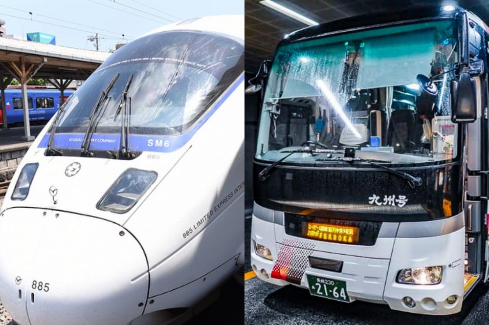 延伸閱讀:九州福岡到長崎交通(JR九州鐵路特急列車海鷗號、高速巴士九州號)