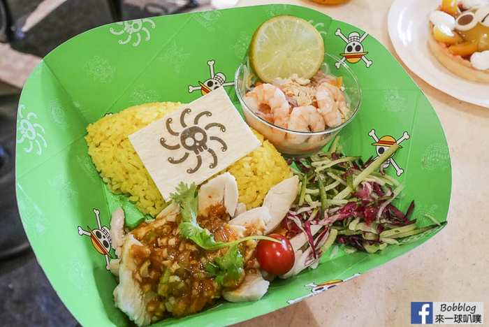 2019大阪環球影城夏季海賊王餐廳(海賊食堂用餐,海賊王香吉士餐廳) @來一球叭噗日本自助攻略