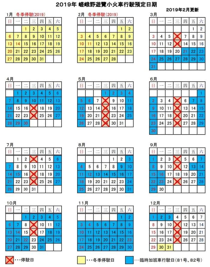 京都嵐山小火車(嵯峨野小火車)搭車細節與購票方式(Klook/JR綠色窗口)