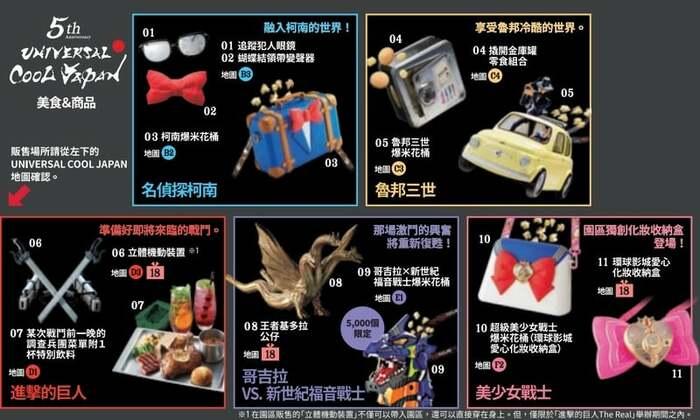 日本大阪環球影城最新活動(2019門票,美食商品,設施推薦,表演秀)
