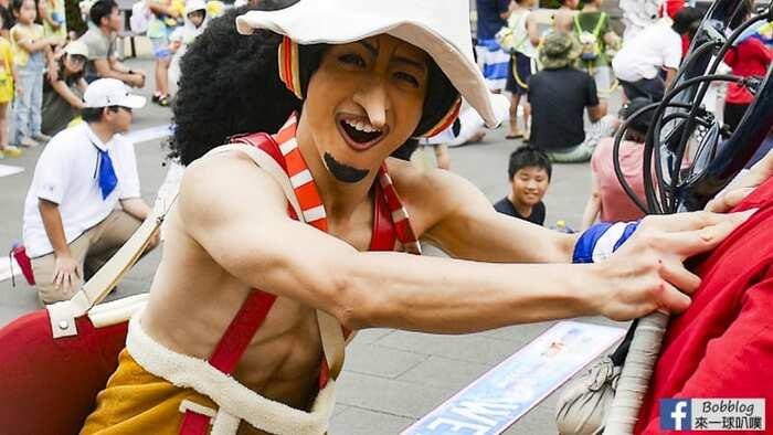 2019大阪環球影城表演秀攻略(夏季海賊王,水遊行,夏日水戰) @來一球叭噗日本自助攻略
