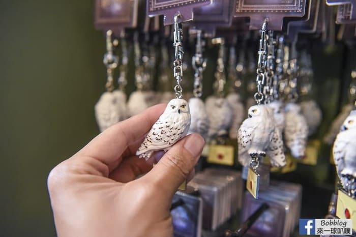 大阪環球影城哈利波特魔法世界(禁忌之旅,商品,美食,冬季點燈)