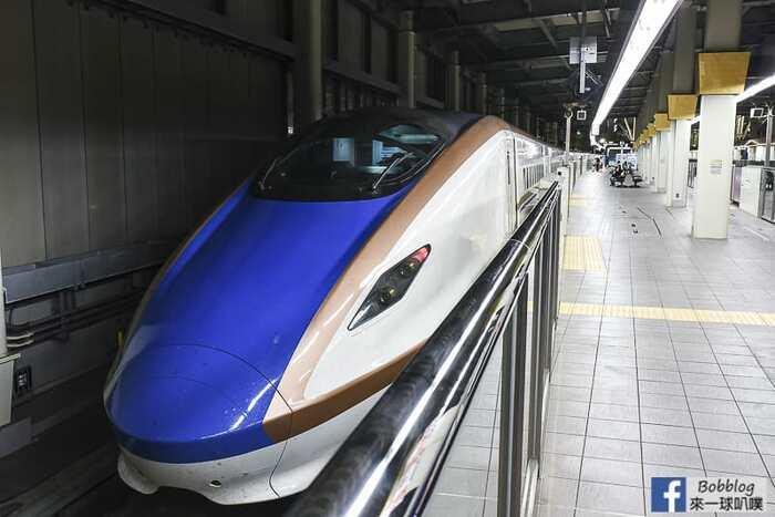 延伸閱讀:4種北陸新幹線列車整理- 光輝號、白鷹號、劍號、淺間號(時刻表,劃位)