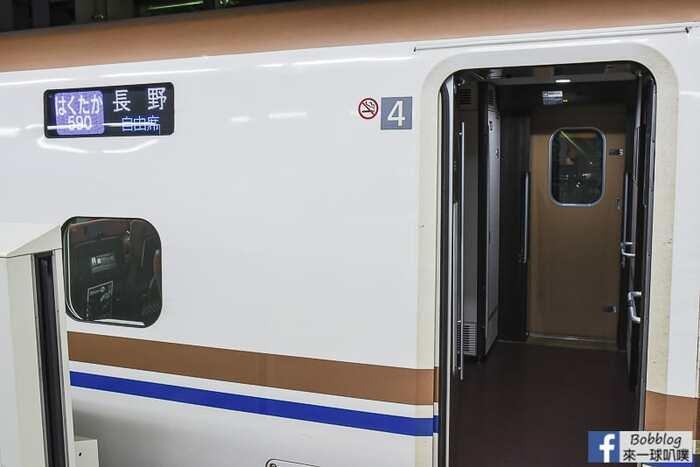 Kanazawa to toyama shinkansen 15