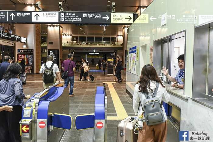 Kanazawa to toyama shinkansen 19