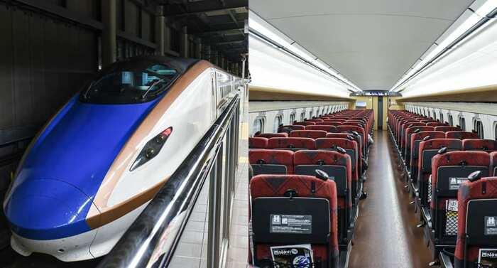 延伸閱讀:北陸新幹線-金澤到富山新幹線,富山到金澤新幹線交通