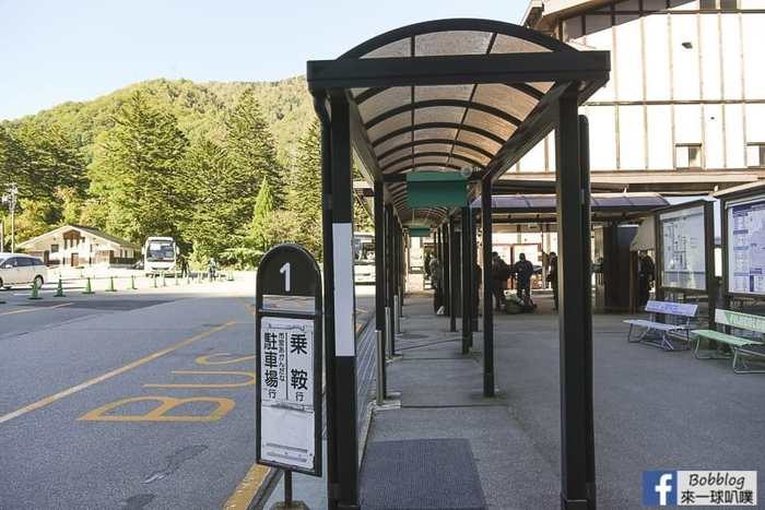 Kamikochi transport