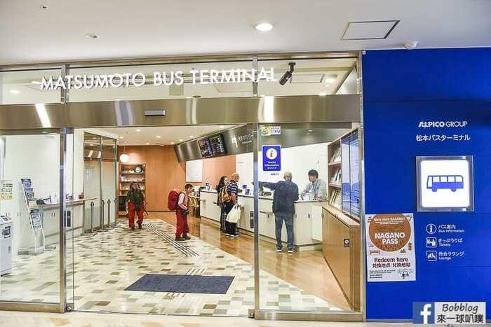 Matsumoto station 25