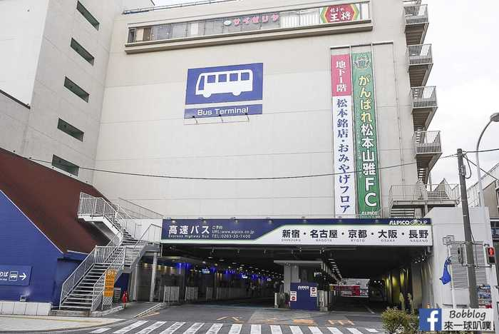 Matsumoto to takayama 2