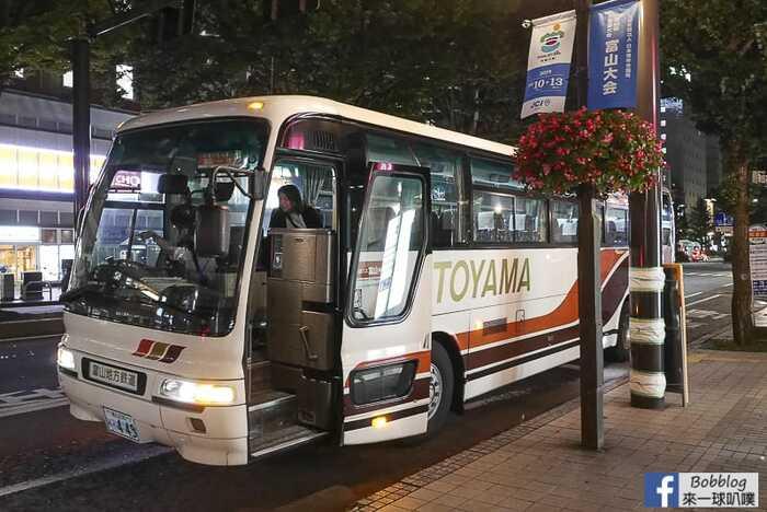 Kanazawa to toyama 10