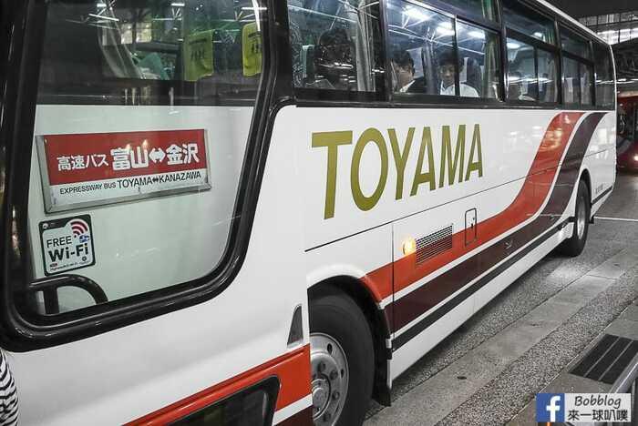 Kanazawa to toyama 6