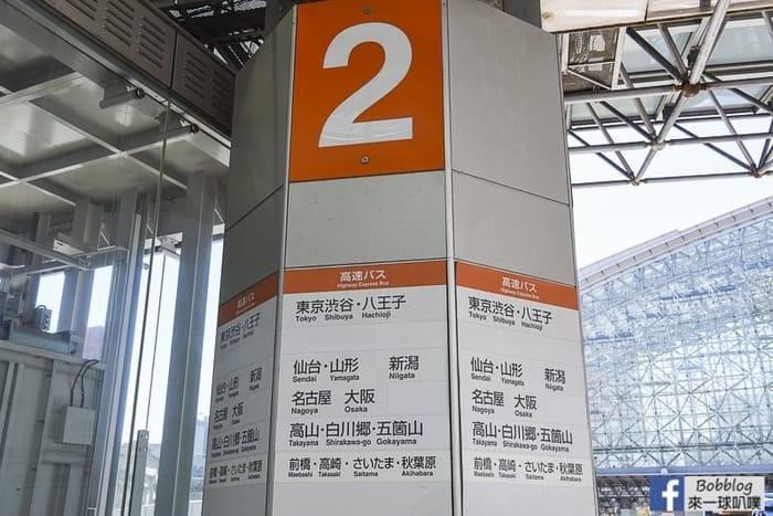 Kanazawa station 21