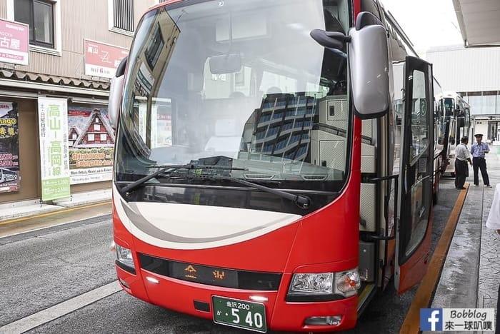Takayama to kanazawa 4