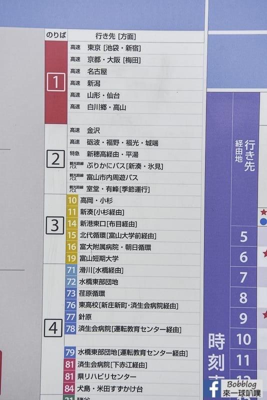 Toyama station 4