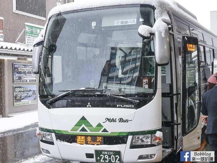 延伸閱讀:白川鄉巴士交通-高山到白川鄉巴士(昇龍道周遊券預約巴士)