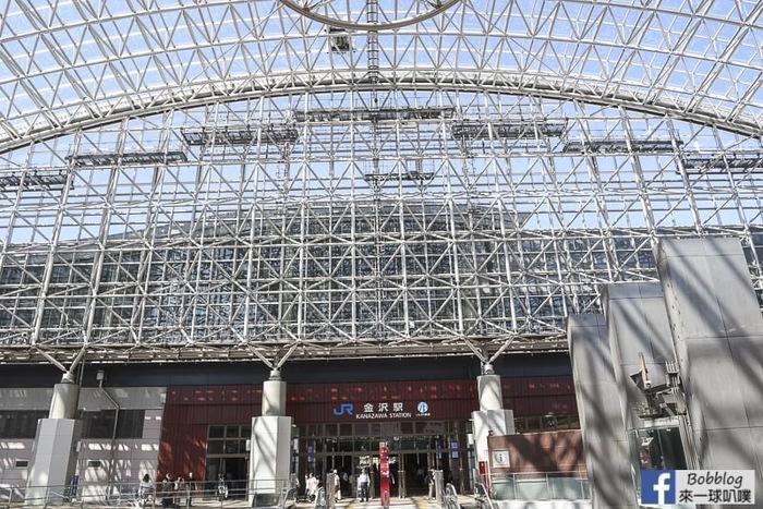 Kanazawa station 37