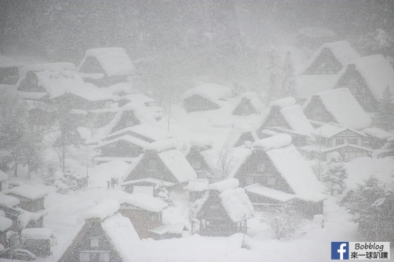 winter-shirakawa-go-Observation-deck-10