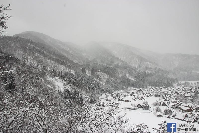 winter-shirakawa-go-Observation-deck-15
