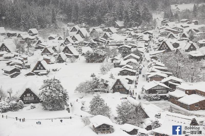 winter-shirakawa-go-Observation-deck-17