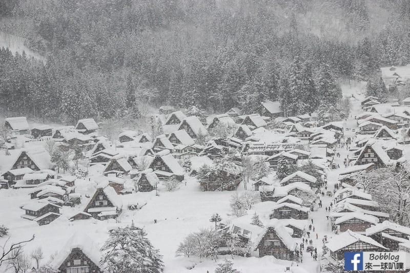 winter-shirakawa-go-Observation-deck-23