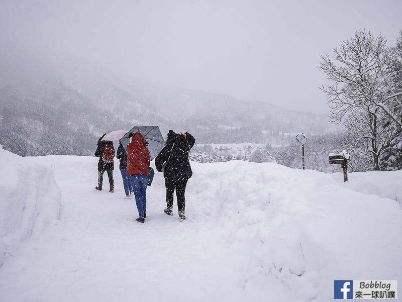 winter-shirakawa-go-Observation-deck-31