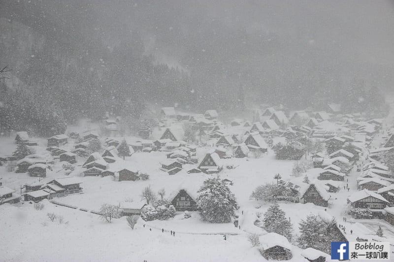 winter-shirakawa-go-Observation-deck-8