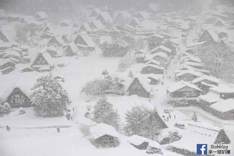 winter-shirakawa-go-Observation-deck-9