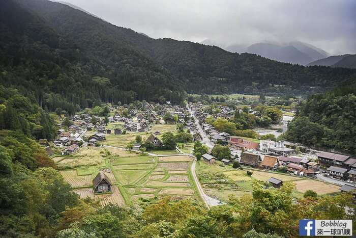shirakawa-go-Observation-deck-7