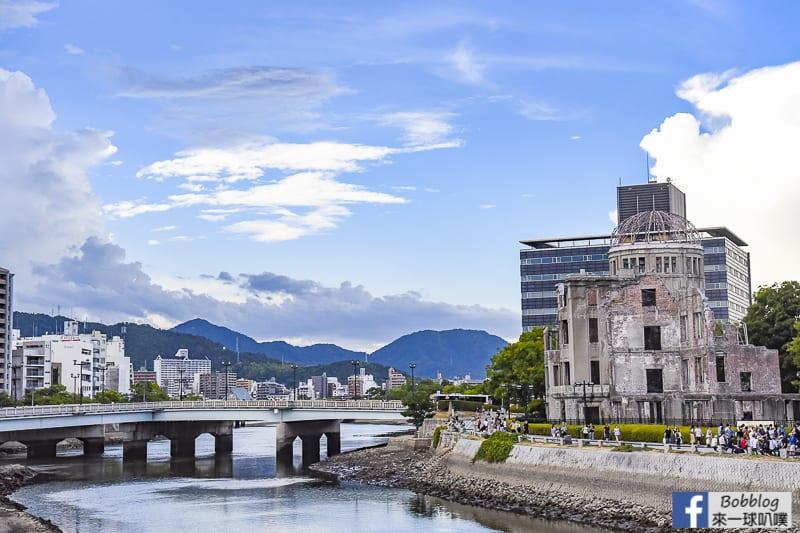 廣島和平紀念公園(原爆圓頂,和平記念資料館,世界遺產)