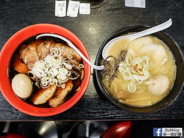 延伸閱讀:京都拉麵小路8間拉麵評價|富山麺家いろは(東京拉麵展五次冠軍)