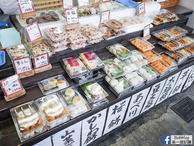 京都丹波屋烤糰子-5