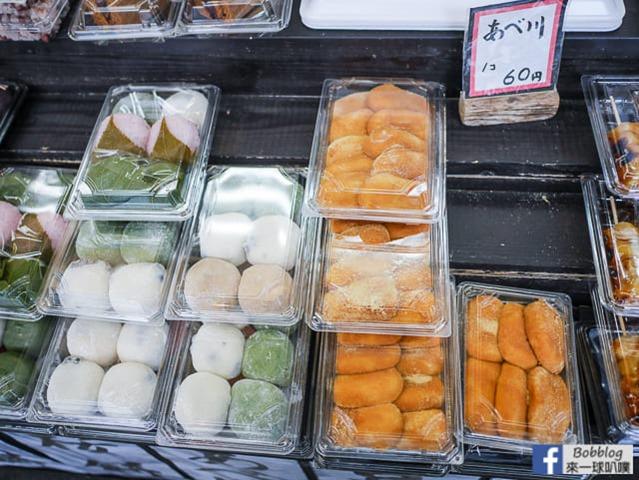 京都丹波屋烤糰子-8