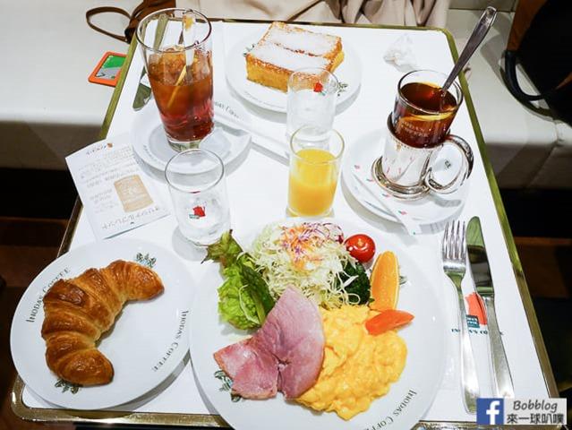 今日熱門文章:[京都車站早餐美食]老店 Inoda 咖啡(美味早午餐)