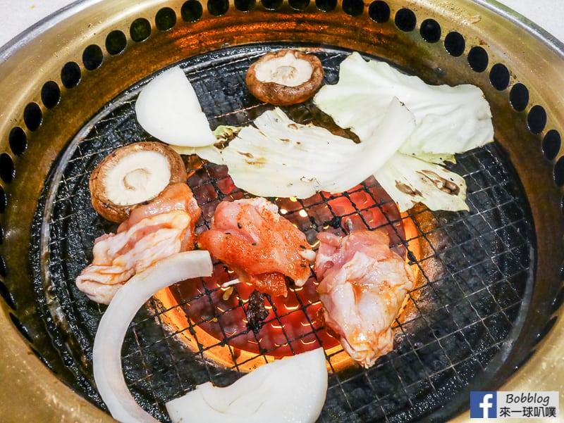 京都燒肉啾啾燒肉 五条高倉店-34