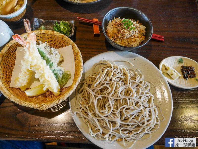 京都嵐山蕎麥麵 嵐山よしむら-23