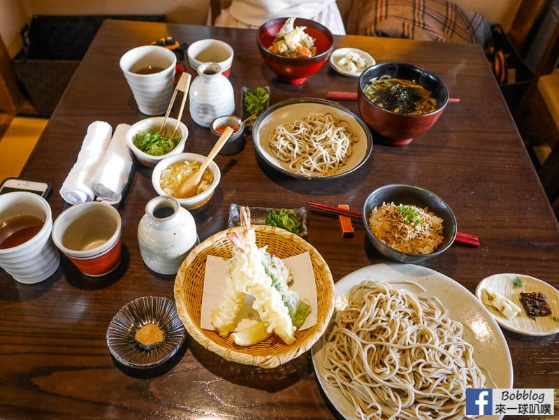 延伸閱讀:[京都嵐山美食]嵐山よしむら蕎麥麵(渡月橋旁手打蕎麥麵)