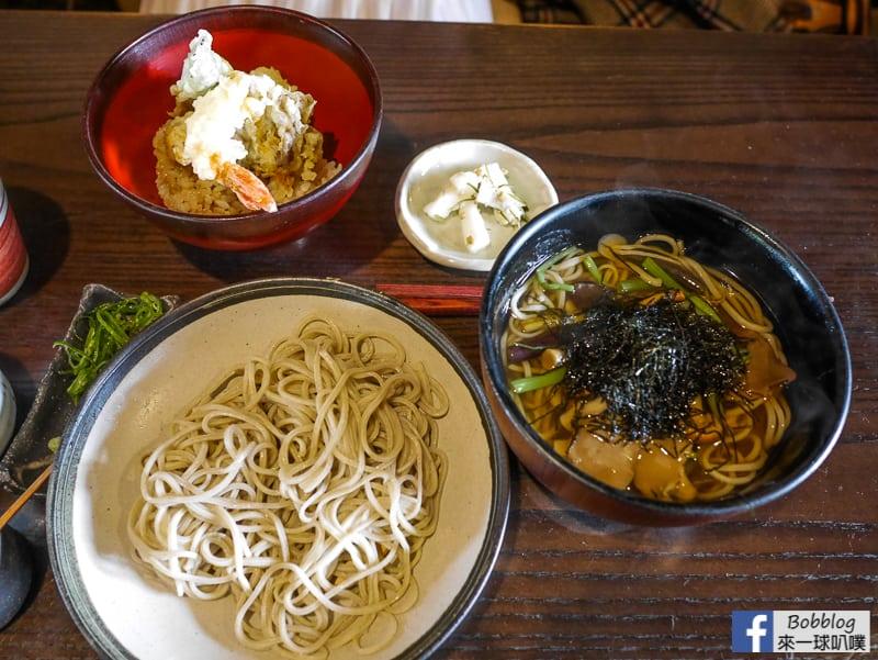 京都嵐山蕎麥麵 嵐山よしむら-25