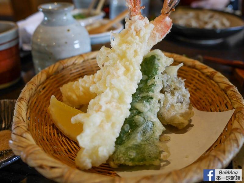 京都嵐山蕎麥麵 嵐山よしむら-32
