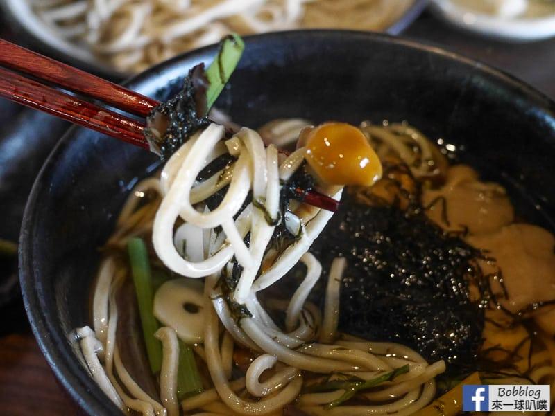京都嵐山蕎麥麵 嵐山よしむら-38