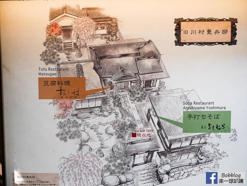京都嵐山蕎麥麵 嵐山よしむら-51