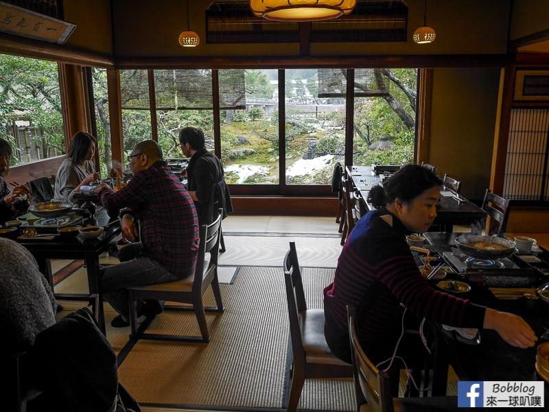 京都嵐山蕎麥麵 嵐山よしむら-6