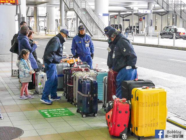 Kansai airport bus to kyoto10