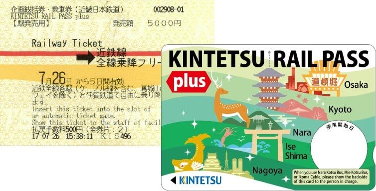 關西近鐵電車交通票券|近鐵電車周遊券該買哪張?、使用方式、購買地點