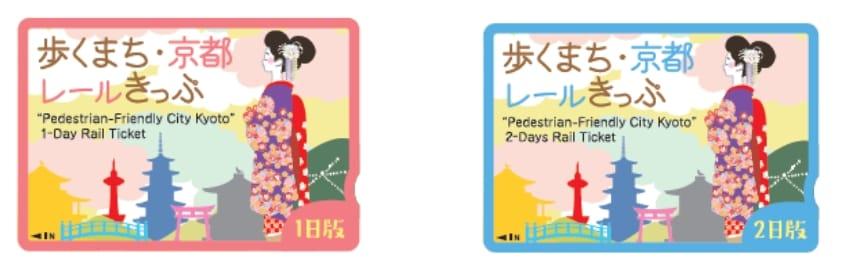 京阪電車交通票券-暢遊京都・京都軌道券
