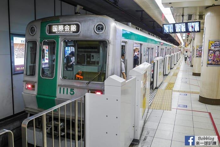 延伸閱讀:京都市區交通|京都地下鐵搭車介紹、京都地下鐵交通票券整理
